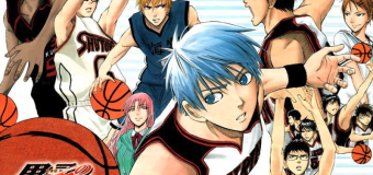 Kuroko no Basket: Or, How I Fell in Love with a Basketball Anime