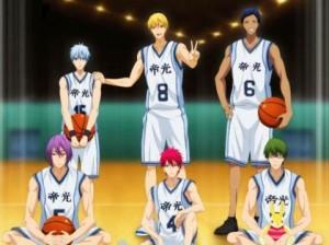 Kuroko no Basket Teiko