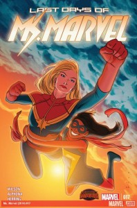 last days of ms marvel