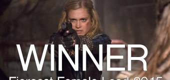 Fiercest Female Lead: RESULTS
