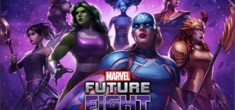 Secret Wars Comes to Marvel Future Fight!