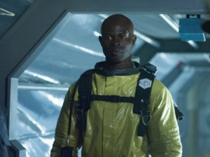 AIR Djimon Hounsou