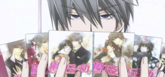 "Junjou Romantica 3×4 & 3×5: ""Where There's A Will There's A Way"" & ""Even the Longest Journey Begins With A Single Step"""
