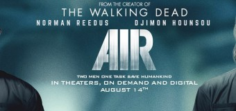 "AIR: A ""Quiet Thriller"""