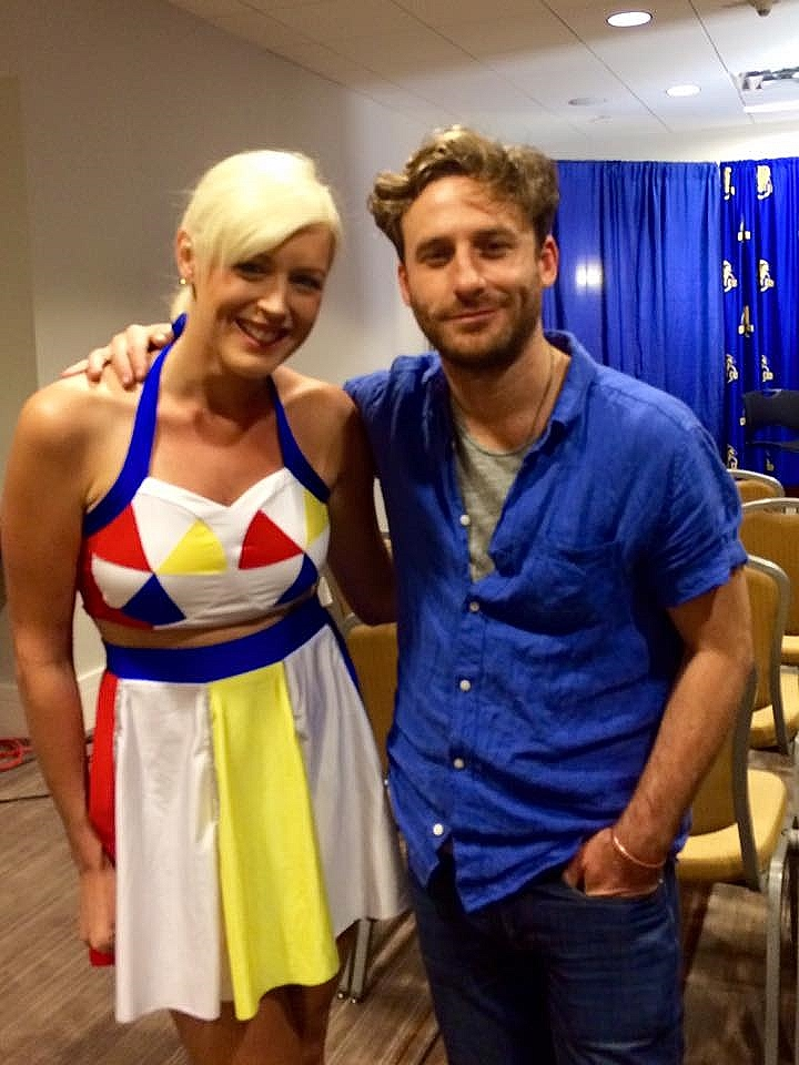 Dean O'Gorman Dragon Con