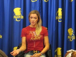 Katie Cassidy Dragon Con