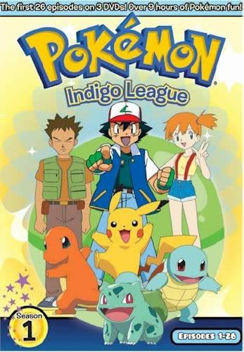pokemon indigo