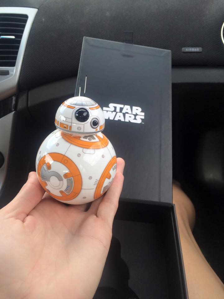 ThinkGeek BB-8