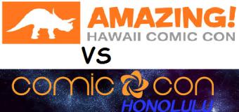 Local vs National Convention Companies: A Honolulu Comic-Con Comparison