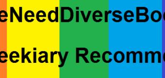 Geekiary's #WeNeedMoreDiverseBooks Wattpad Recommendations