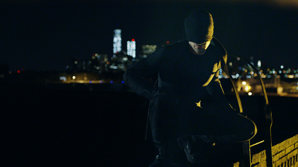 """Charlie Cox stars in the Netflix Original Series """"Marvel's Daredevil."""" Photo: Courtesy of Netflix © 2014 Netflix, Inc. All Rights Reserved."""