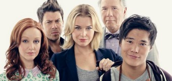 The Librarians Season 2 Roudtable at NYCC