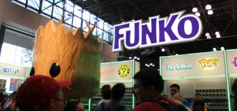 Vinyls for All: Funko at NYCC