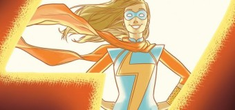 G Willow Wilson Nominated for Eisner Award for Ms Marvel