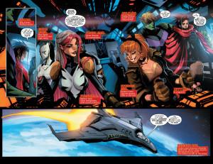 New Avengers 001-002