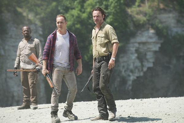 Walking Dead First Time Again