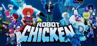 [adult swim] at NYCC: Robot Chicken
