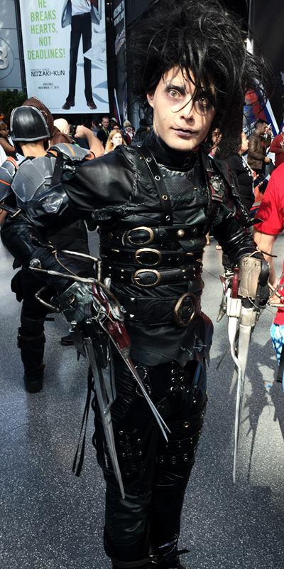 cosplayer edward
