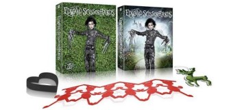 Edward Scissorhands 25th Anniversary Edition out on Blu-ray