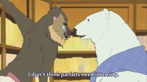Polar Bear's Cafe Polar Bear Mandrill