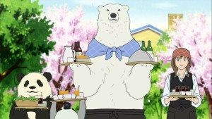 Polar Bear's Cafe