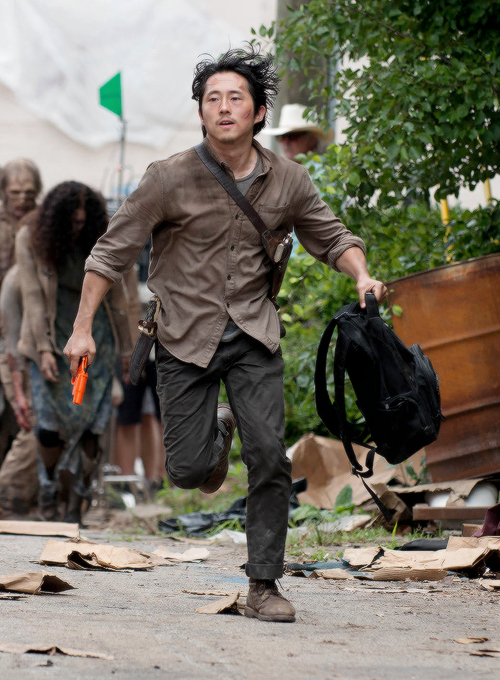 Walking Dead Glenn Rhee