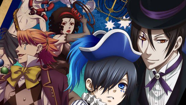 Black Butler My Descent Into One HELL Of A Story