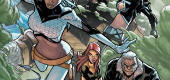 Storm Leads Mutants to Battle Extinction in 'Extraordinary X-Men #1'