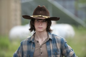 Walking Dead Carl Grimes