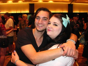 Convention Round-Up Dragon Con Richard Harmon