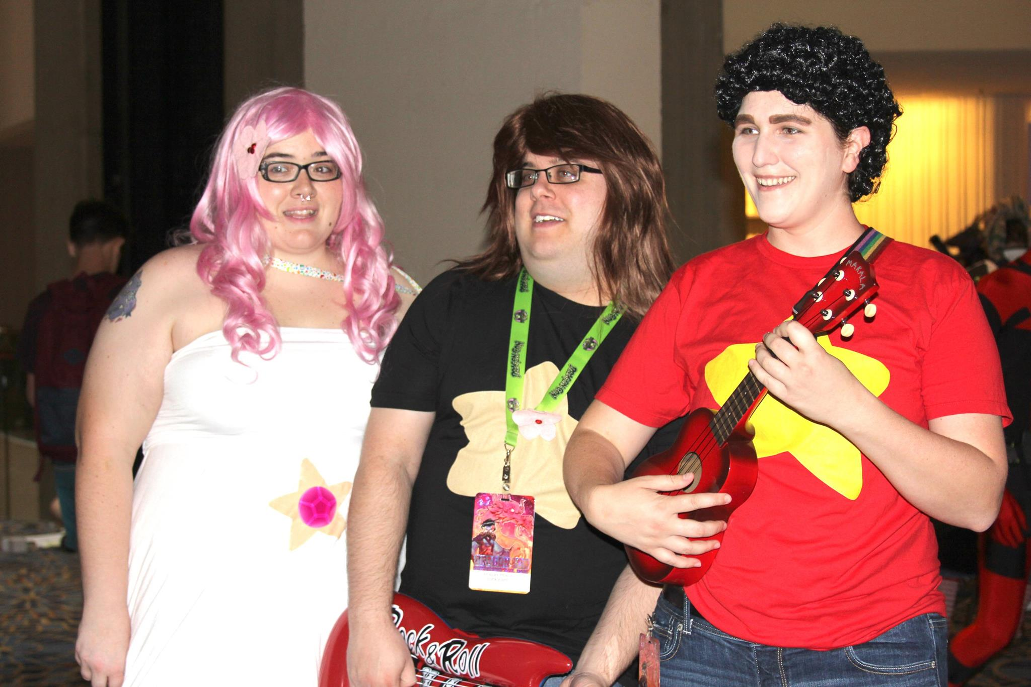 Convention Round-Up Dragon Con Steven Universe Cosplay