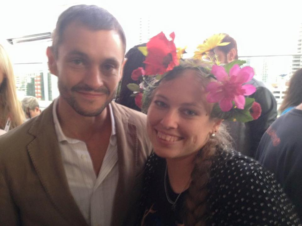 Convention Round-Up SDCC Hugh Dancy