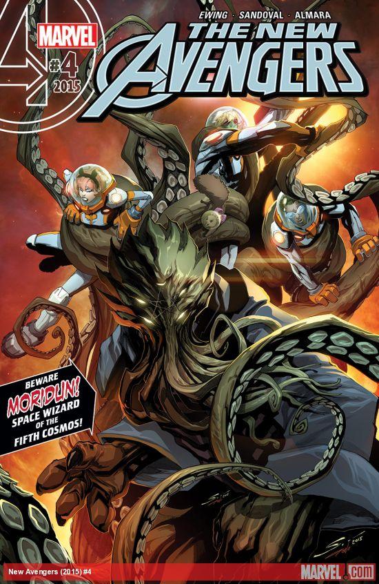 New Avengers4