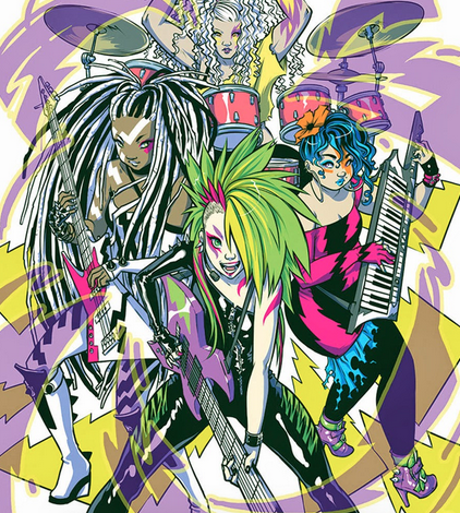 Jem and the Holograms The Misfits