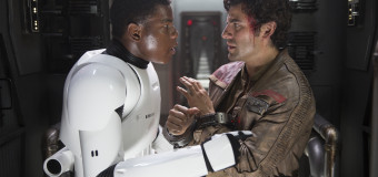 Lucasfilm Head Confirms Finn and Poe Romance in Star Wars franchise?