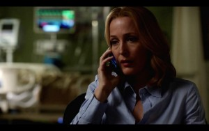 X-Files Dana Scully