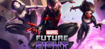 "Miles Morales, Gwen, and Silk join ""Marvel: Future Fight"""