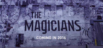 Hogwarts This Is Not — Syfy's The Magicians at NYCC