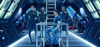 The Expanse Swag Giveaway!