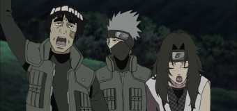 "Naruto Shippuden 19×440: Jiraiya's Ninja Scrolls ""The Caged Bird"""