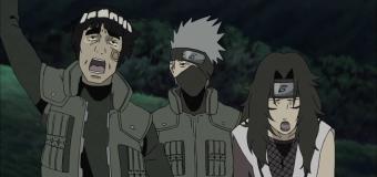 """Naruto Shippuden 19×440: Jiraiya's Ninja Scrolls """"The Caged Bird"""""""