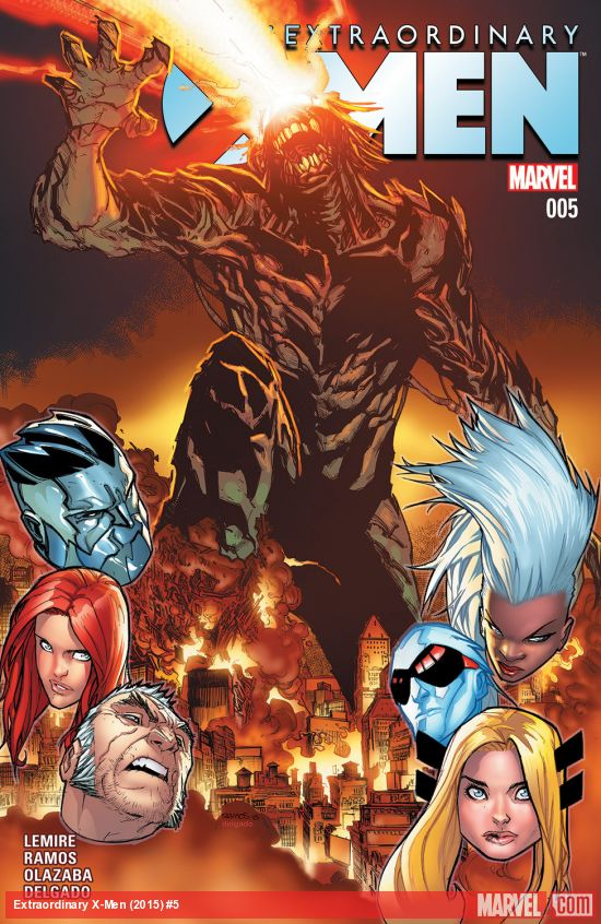 Title image for Extraordinary X-Men #5