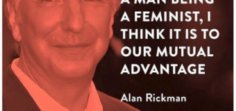 Did Emma Watson Push Her Feminist Agenda by Quoting Alan Rickman?