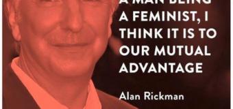 Did Emma Watson Push Her Feminist Agenda by Quoting Alan Rickman?