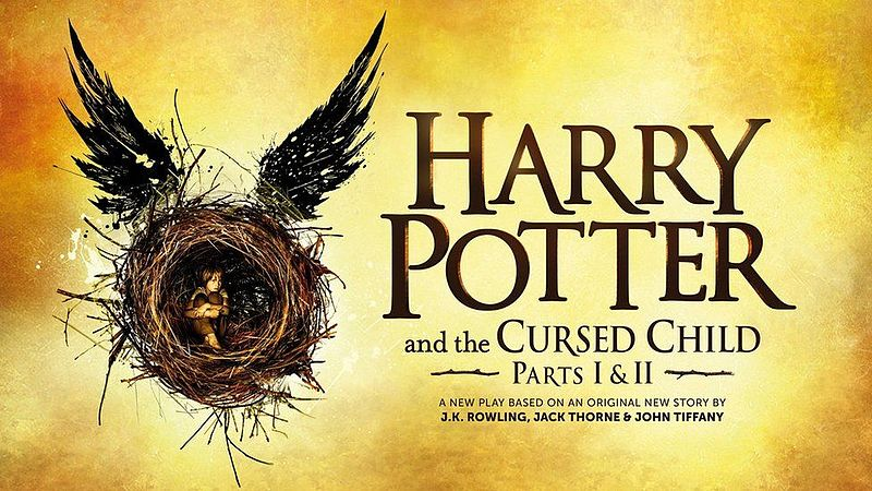 Title image for Harry Potter and the Cursed Child