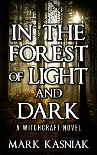 In the forest of light and dark by Mark Kasniak