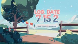 Steven Universe Log Date 7 15 2