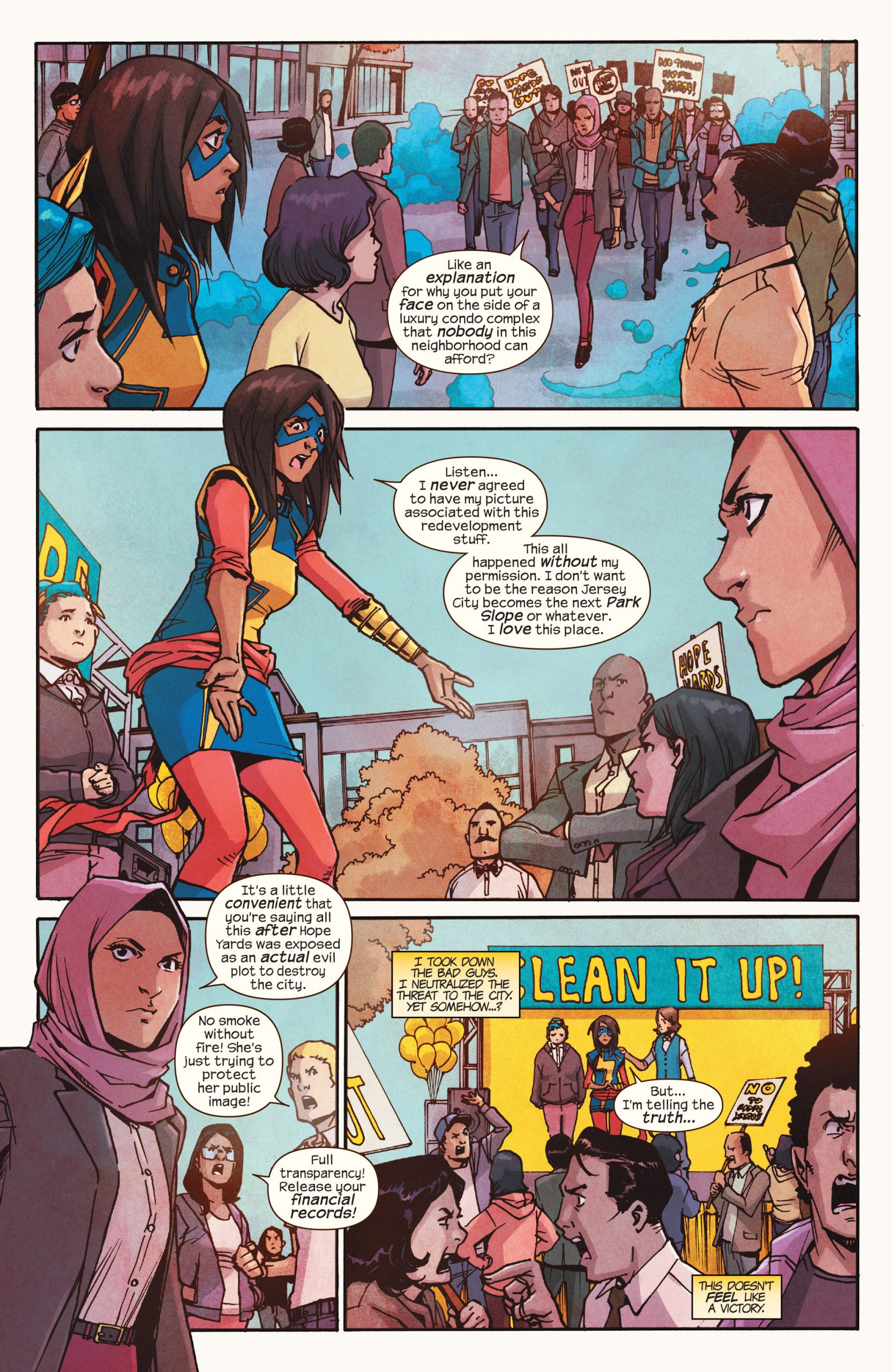 ms  marvel  3 review  super famous - part iii