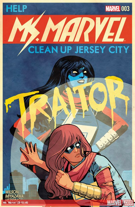 Title image for Ms. Marvel