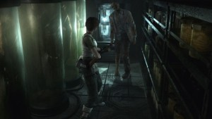 Rebecca Chambers in Resident Evil 0